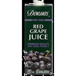 Photo of Dewlands Red Grape Juice 1l