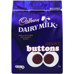 Photo of Cadbury Choc Buttons 30gm