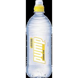 Photo of Pump Lemon Pet 750ml