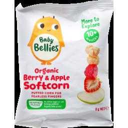 Photo of Little Bellies Soft Corn, Berry & Apple 8g