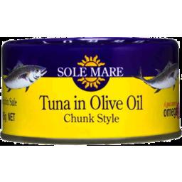 Photo of Sole Mare Tuna In Olive Oil 185gm