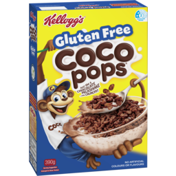 Photo of Kellogg's Coco Pops Gluten Free 390g