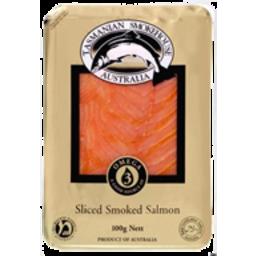 Photo of Tasmanian Smokehouse Sliced Salmon 200g