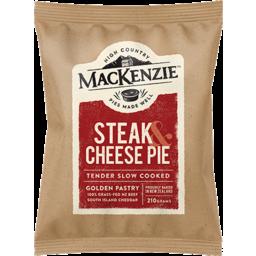 Photo of MacKenzie Steak & Cheese Pie 210g