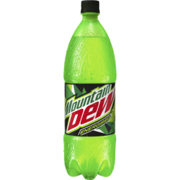 Photo of Mountain Dew Energised 1.25l