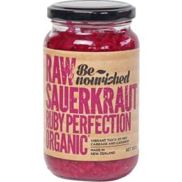 Photo of Raw Sauerkraut Ruby Pefect 380g