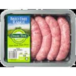 Photo of Otway Saus Pork Apl&Sage 500gm