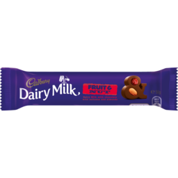 Photo of Cadbury Dairy Milk Fruit & Nut 50g