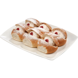 Photo of Fresh Cream Buns 3 Pack