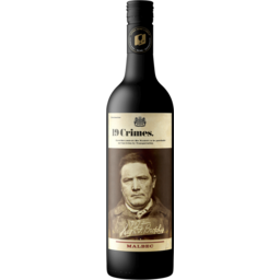 Photo of 19 Crimes Malbec 750ml