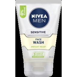 Photo of Nivea Men Sensitive Face Wash 100ml