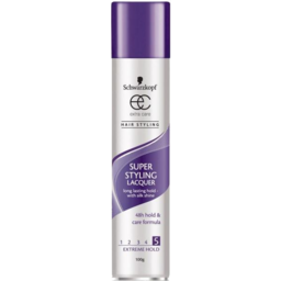 Photo of Schwarzkopf Extra Care S/Hd Styl Lac 100gm