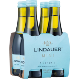 Photo of Lindauer Pinot Gris 4 Pack