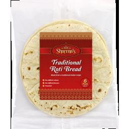 Photo of Sharmas Traditional Roti 6pk