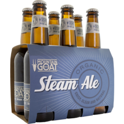 Photo of Mountain Goat Steam Ale Stubbies