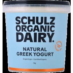 Photo of Schulz Organic Dairy Yoghurt - Greek