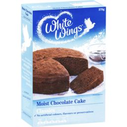 Photo of White Wings Moist Chocolate Cake Cake Mix 370g