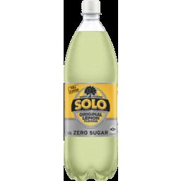 Photo of Solo Zero Sugar Original Lemon 1.25l