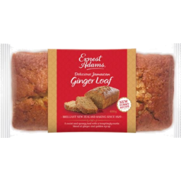Photo of Ernest Adams Loaf Jamaican Ginger 400g