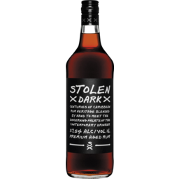 Photo of Stolen Dark Rum
