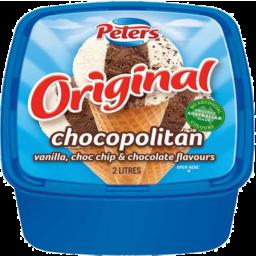 Photo of Peters Ice Cream Original Chocopolitan 2l