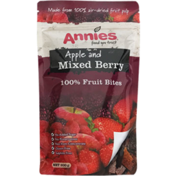 Photo of Annies Fruit Bites Mixed Berry 200g
