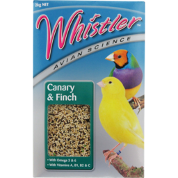 Photo of Whistler Canary & Finch Bird Food 2kg
