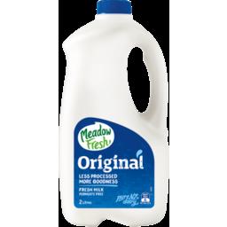 Photo of Meadow Fresh Milk Original 2L