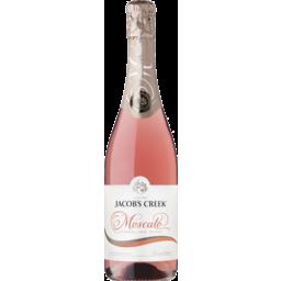 Photo of Jacobs Creek Sparkling Australian Sparkling Wines Moscato Rose 750ml 750ml