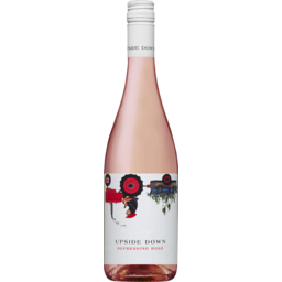 Photo of Upside Down Rosé