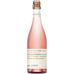 Photo of Squealing Pig Rose 750ml