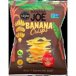 Photo of Banana Joe Chips - Banana - Hickory BBQ