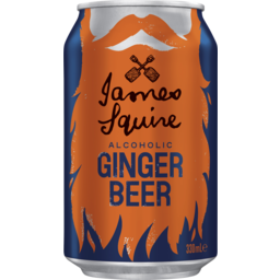 Photo of James Squire Ginger Beer Cans