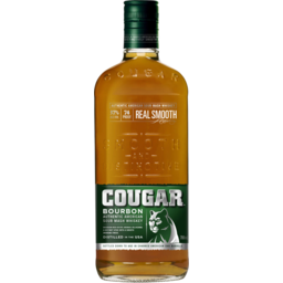 Photo of Cougar Bourbon 700ml