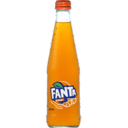 Photo of Fanta Orange Bt 330ml