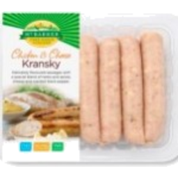 Photo of Mt Barker Chicken Cheese Kransky 500gm