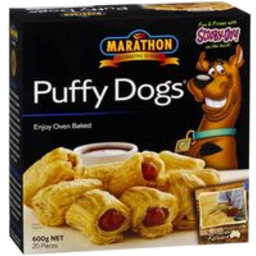 Photo of Marathon Puffy Dogs 500gm