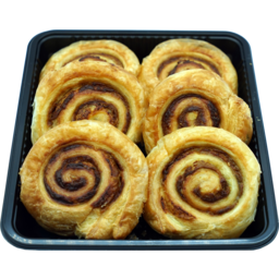 Photo of Mini Mighty Cheese Scrolls 6 Pack
