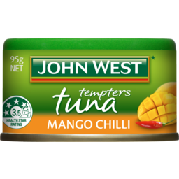 Photo of John West Tuna Tempers Mango Chilli 95g