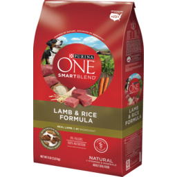 Photo of One Dog Food Dry Smartblend Adult Lamb & Rice 3.6kg