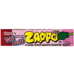 Photo of Zappo Tutti Frutti 26g