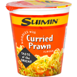 Photo of Suimin Cup Curried Prawn 70g