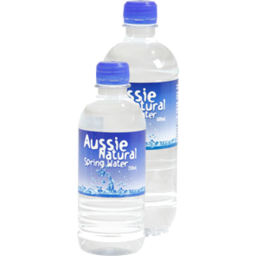 Photo of Aussie Nat Spring Water 600ml