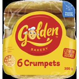 Photo of Golden® Crumpets 300g