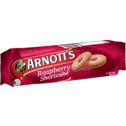 Photo of Arnott's Raspberry Shortcake Biscuits 250g