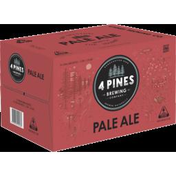 Photo of 4 Pines Pale Ale Stubbies