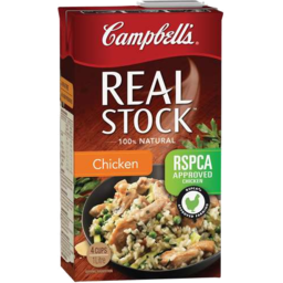 Photo of Campbells Real Stock Chicken 1