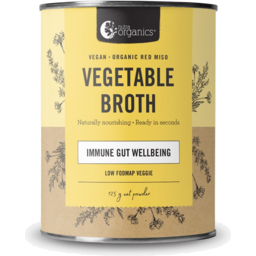 Photo of Nutra Organics Vegetable Broth - Low FODMAP Veggie