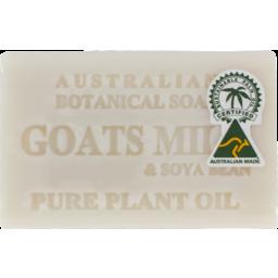 Photo of Australian Botanical Soap Goats Milk & Soya Bean 200g