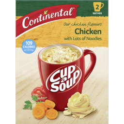 Photo of Continental Cup A Soup Chicken With Lots Of Noodles 60g